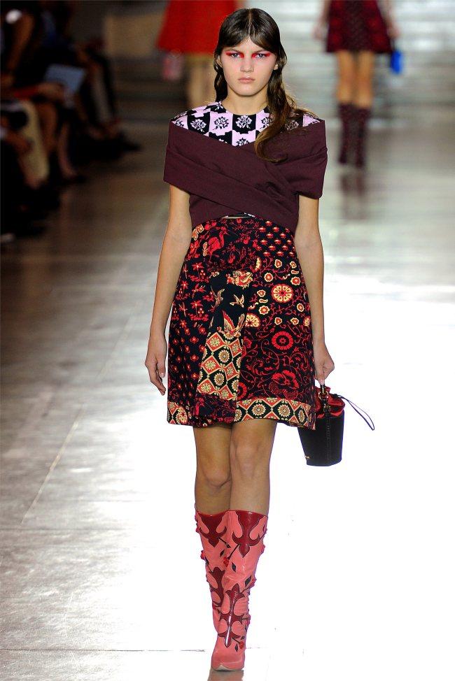 Miu Miu Spring 2012 | Paris Fashion Week