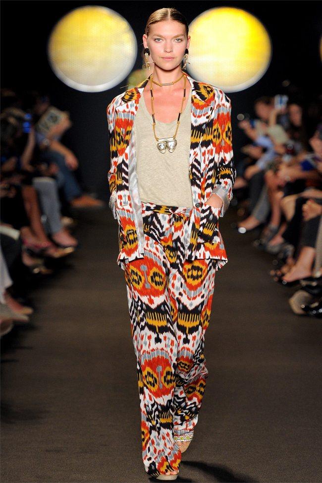 Paul & Joe Spring 2012   Paris Fashion Week