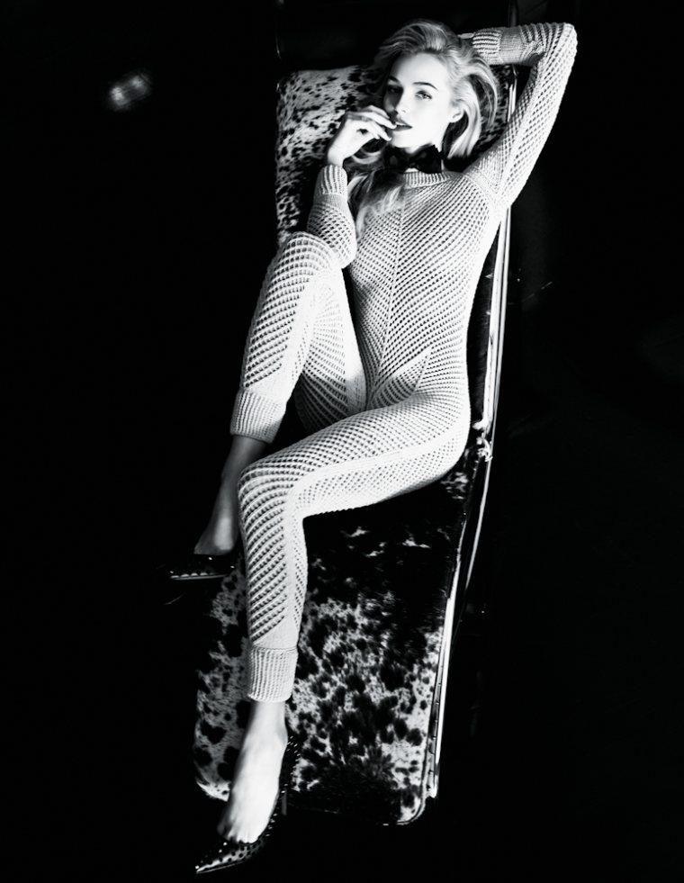 Valentina Zelyaeva by Jacques Dequeker for Wish Report Brazil