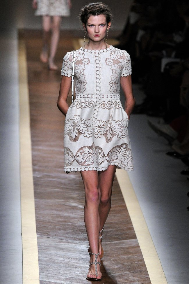 Valentino Spring 2012 | Paris Fashion Week