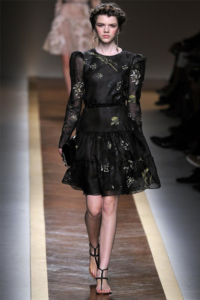 Valentino turns to the church in haute couture collection