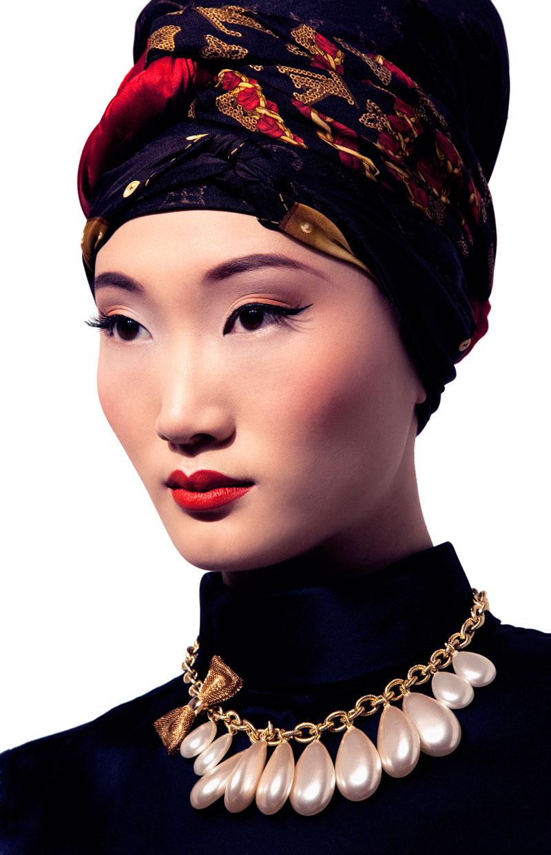 Fang Jun Zi Xu by Pelagio Armenta for Fashion Gone Rogue