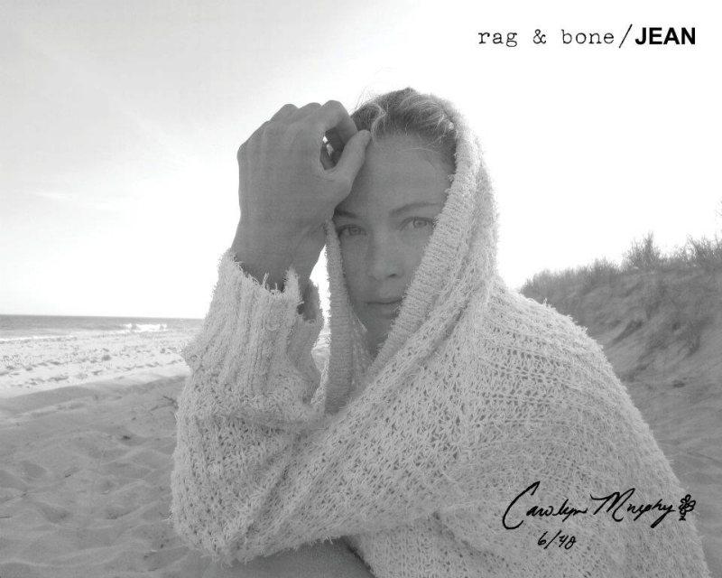 Miranda Kerr, Karolina Kurkova & Carolyn Murphy for Rag & Bone Fall 2011 Campaign