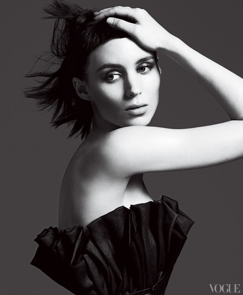 Rooney Mara by Mert & Marcus for Vogue US November 2011