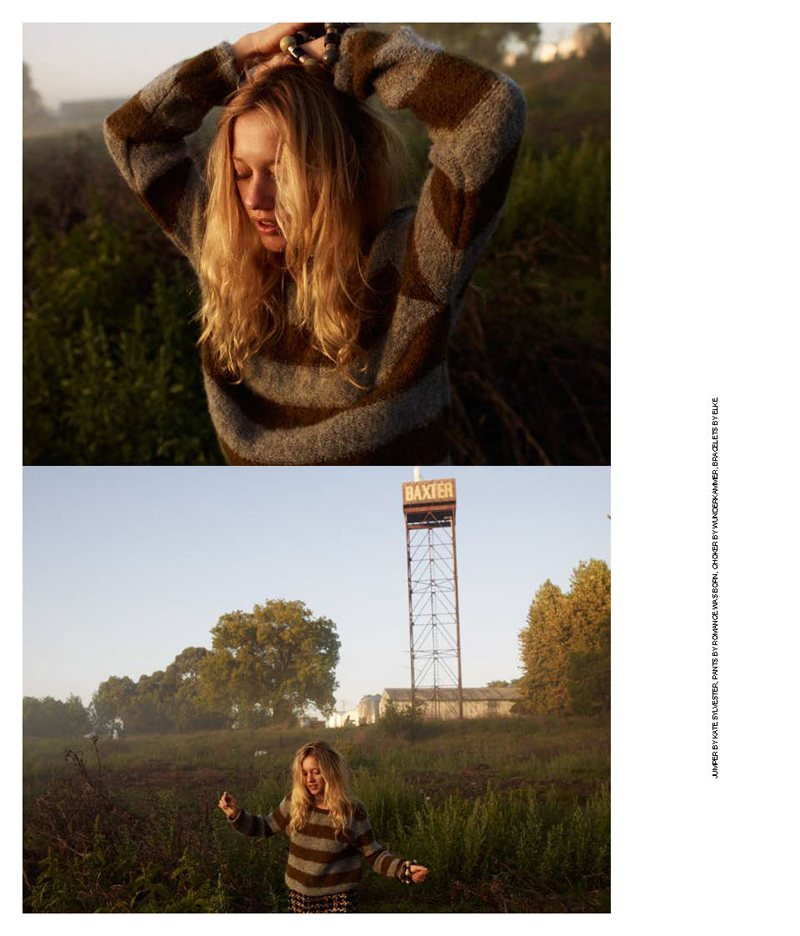 Zippora Seven by Ben Sullivan for No. Magazine #14