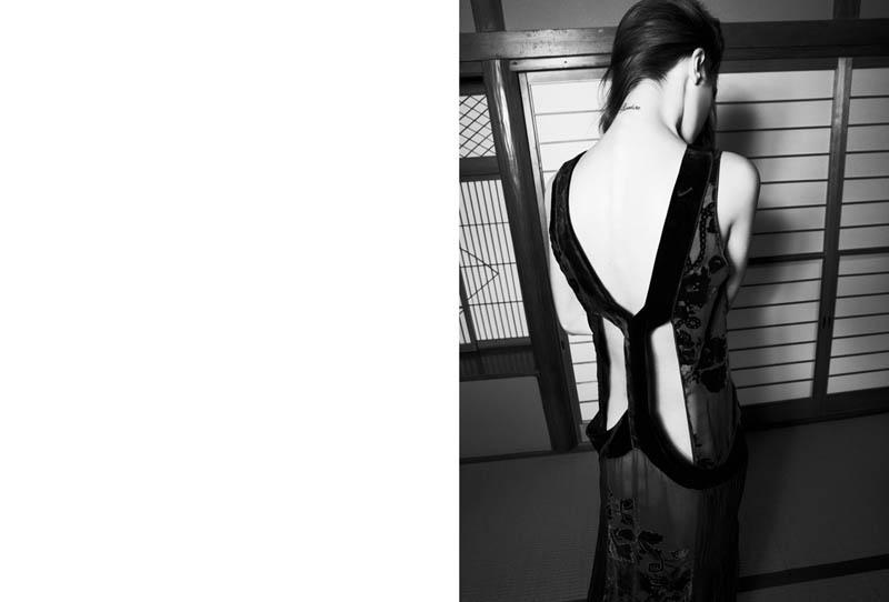 Eden Clark by Nagi Sakai for Flair November 2011