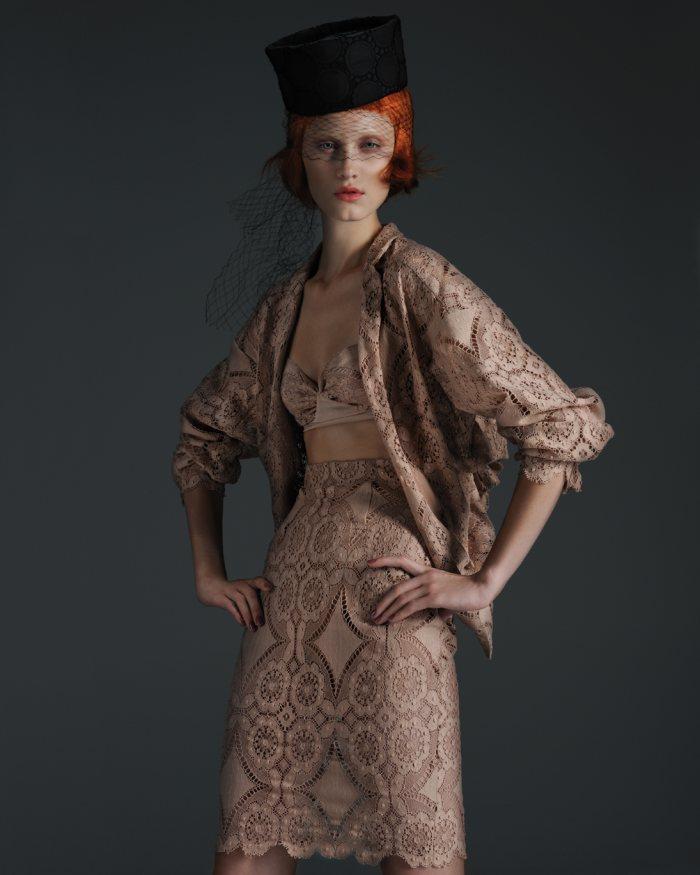 Gaetano Navarra Spring 2012 Collection
