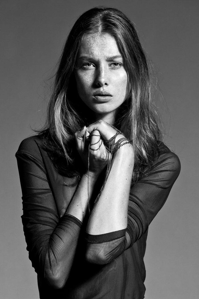 Fresh Face | Jose Molenaar by Richard Bakker