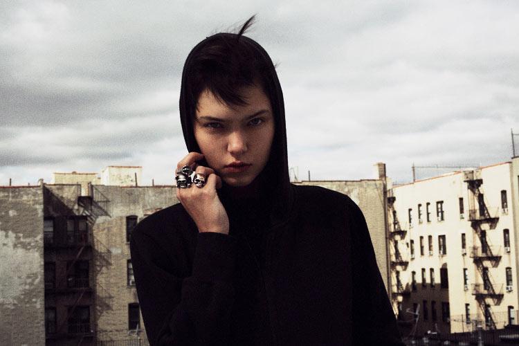 Fresh Face | Kolfinna Kristófersdóttir by Sam Hessamian
