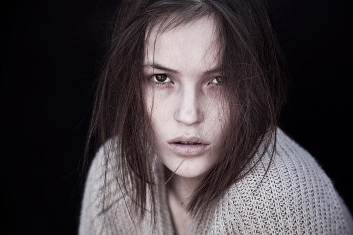 Fresh Face   Agata Danilova by Djamel Boucly