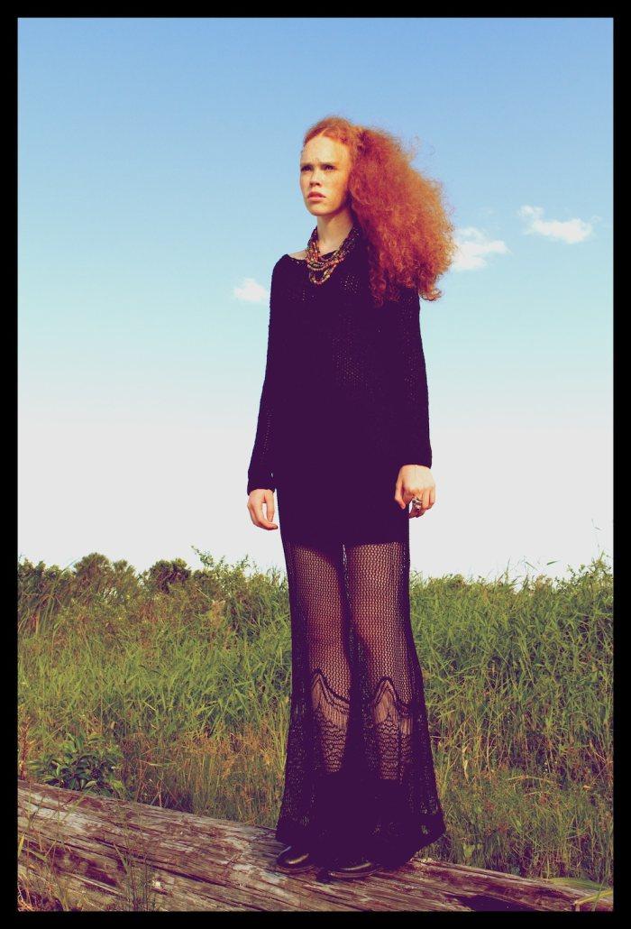 Fresh Face | Alexandra Madar by Oscar Correcher