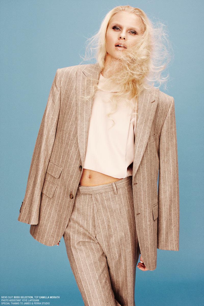 Lovisa Ekholm by Jesse Laitinen for Fashion Gone Rogue