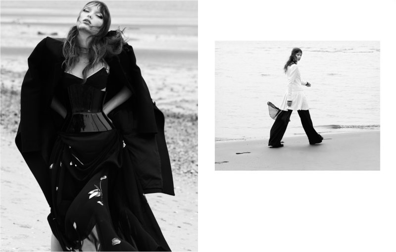 Naty Chabanenko by Manolo Campion for Gravure