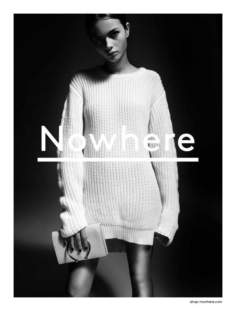 Nowhere Fall 2011 Campaign | Moa by Erik Torstensson
