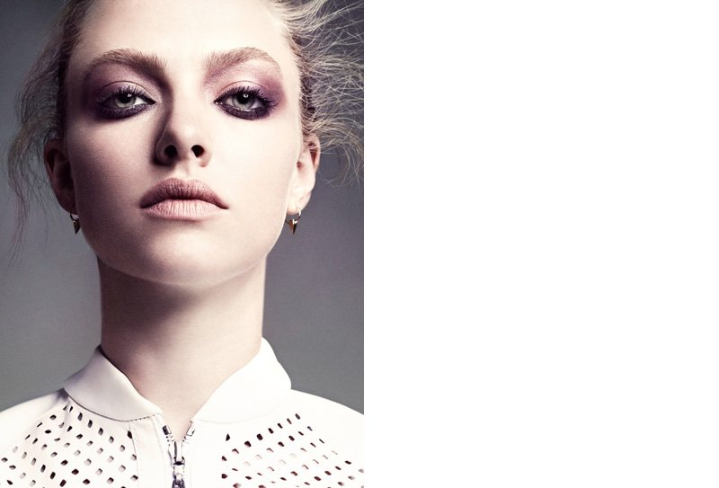 Amanda Seyfried by Marcus Ohlsson for Marie Claire US