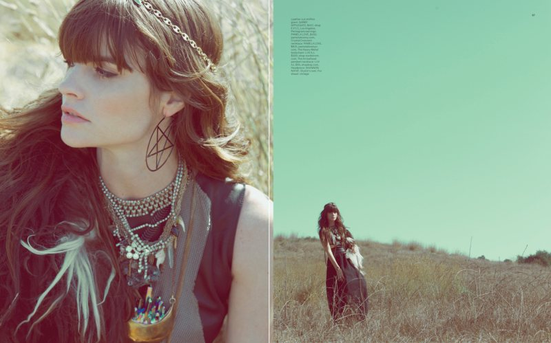 Kelley Ash by Harper Smith for Foam Magazine