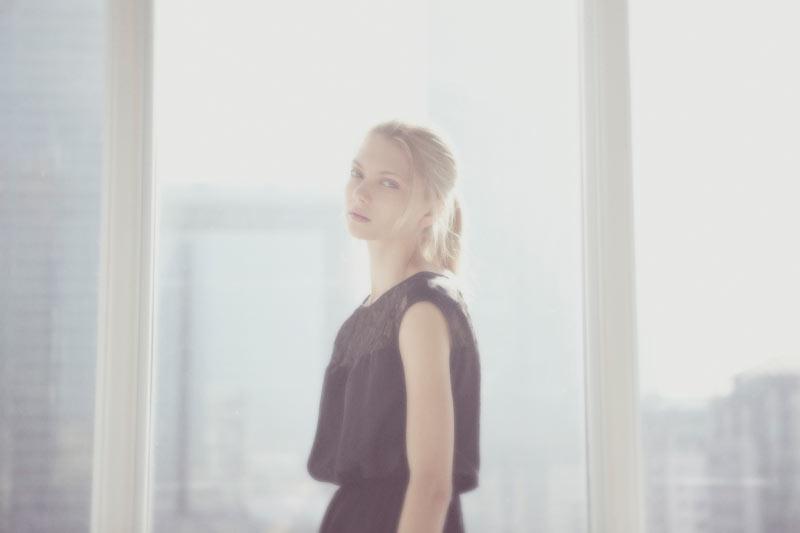 Portrait | Irina Funtikova by Calope