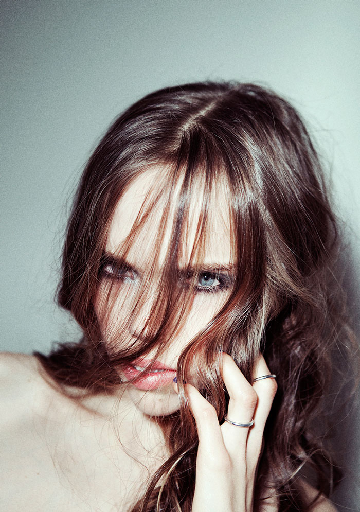 Fresh Face | Anna-Klara by Johanna Nyholm