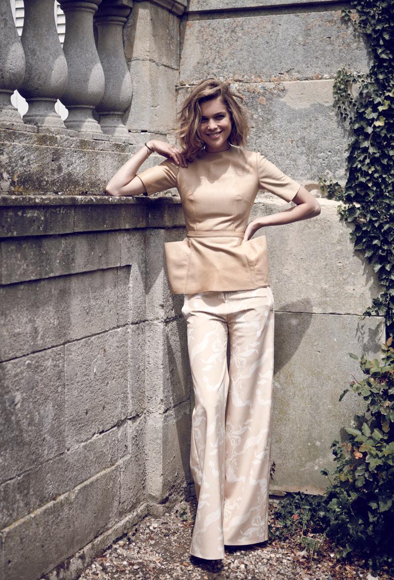 Kim Noorda for Ellery Resort 2011 Campaign by Darren McDonald