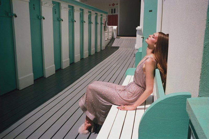 Gertrud Hegelund by Theo Wenner for Self Service for F/W 2011