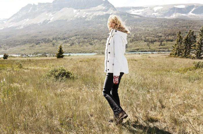 Hilary Rhoda, Julia Stegner & Ieva Laguna for H&M November 2011 Campaign by Asa Tallgard