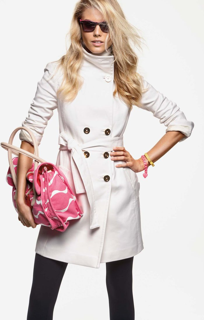Kasia Struss, Maryna Linchuk & Cato Van Ee for Juicy Couture Spring 2012 Lookbook