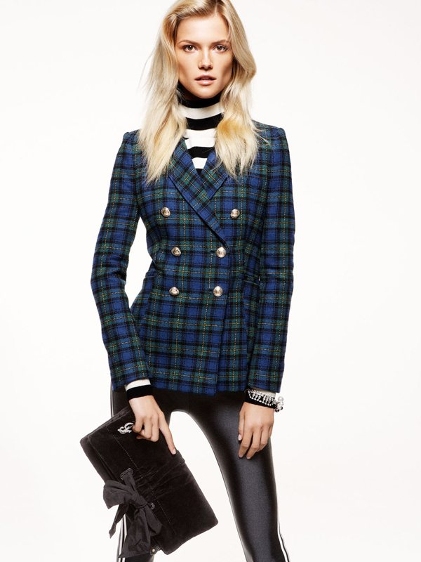 Kasia Struss for Juicy Couture Holiday 2011 Lookbook by Knoepfel & Indlekofer