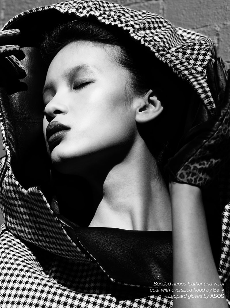 Kiki Kang by Grant Yoshino for Fashion Gone Rogue