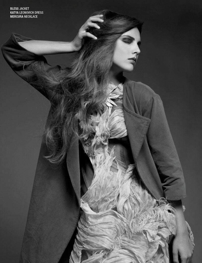 Olivia Pires by Carolina Palmgren for Fashion Gone Rogue