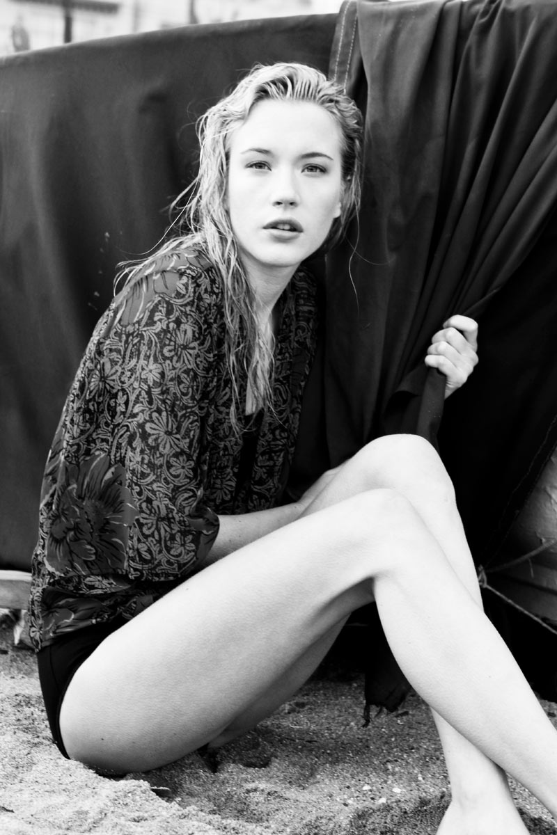 Fresh Face | Rebecca Lewis by Raul Tejero