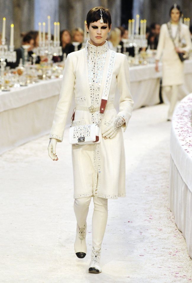 Chanel Pre-Fall 2012 Collection