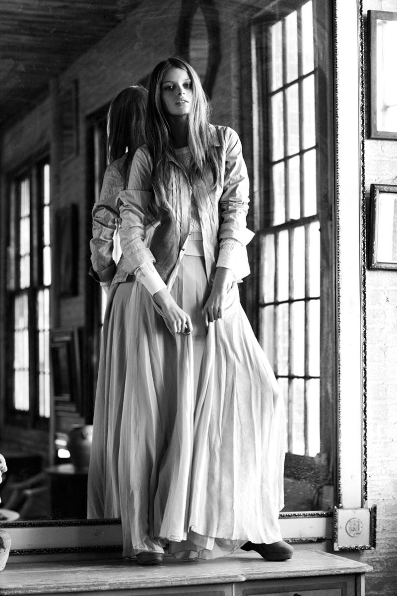 Erika Labanauskaite by Della Bass for Fashion Gone Rogue