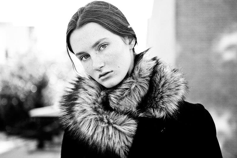 Portrait | Mackenzie Drazan by Rodrigo Bueno
