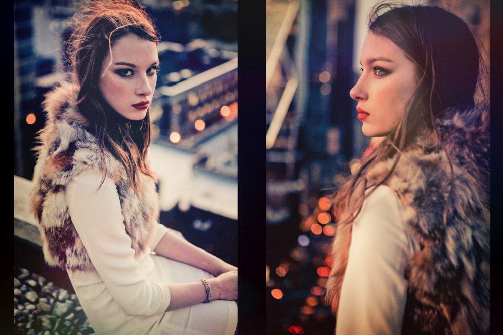 Portrait   Grace Hartzel & Katrina Hoernig by Billy Rood