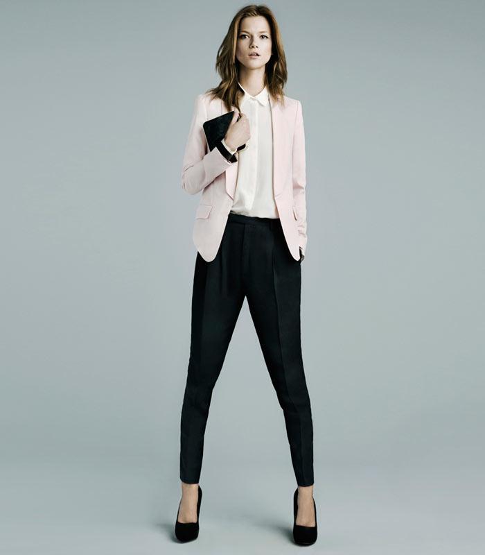 Kasia Struss for Zara Evening 2011 Lookbook