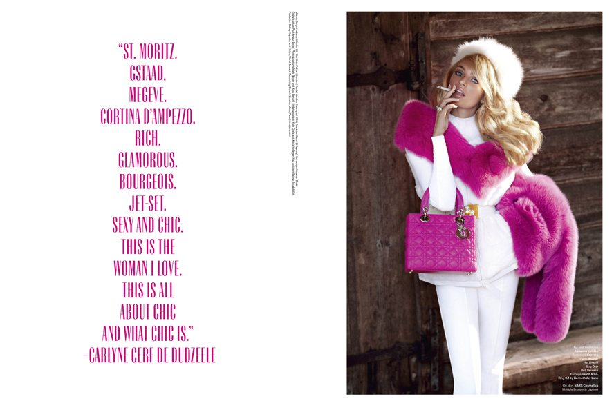 Candice Swanepoel by Sebastian Faena for V Magazine #74