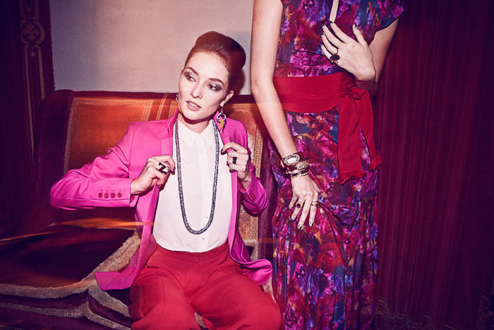 Solange Wilvert & Ping by Justin Hollar for Fashion Gone Rogue