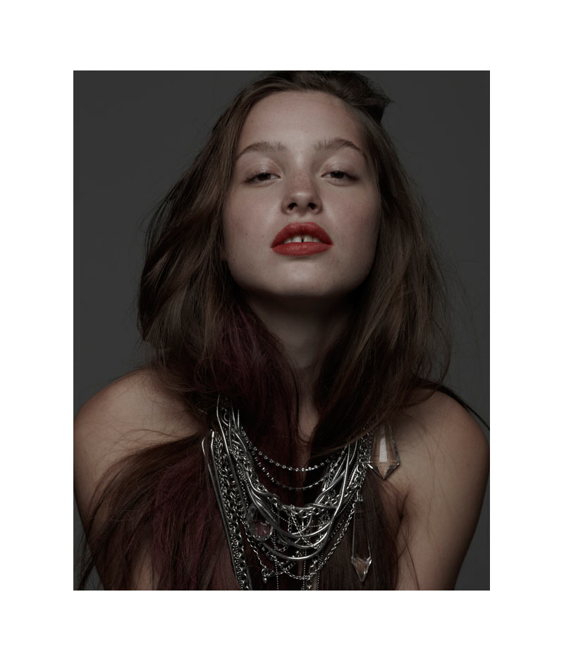 New Faces by Stephen Ward for Russh
