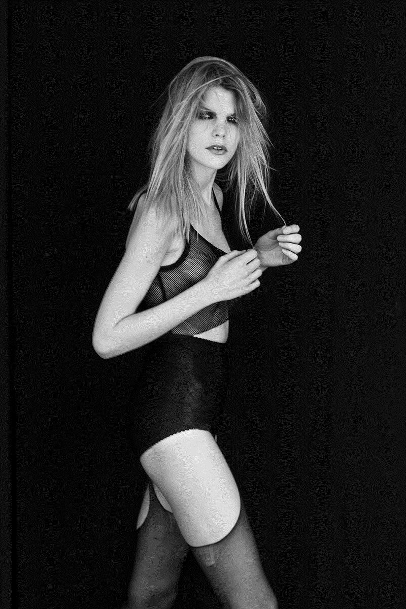 Portrait | Lucie von Alten by Mathieu Vladimir Alliard