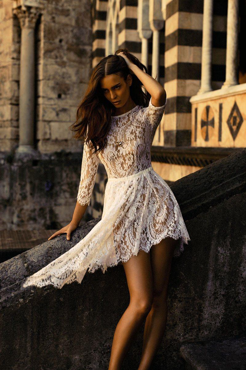Mariana Braga by Steven Chee for Fashion Quarterly NZ
