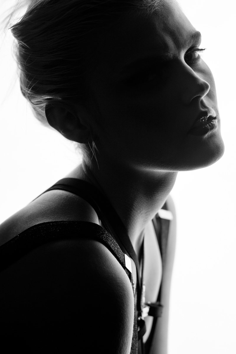 Fresh Face   Natasha Markova by Mathieu Vladimir Alliard