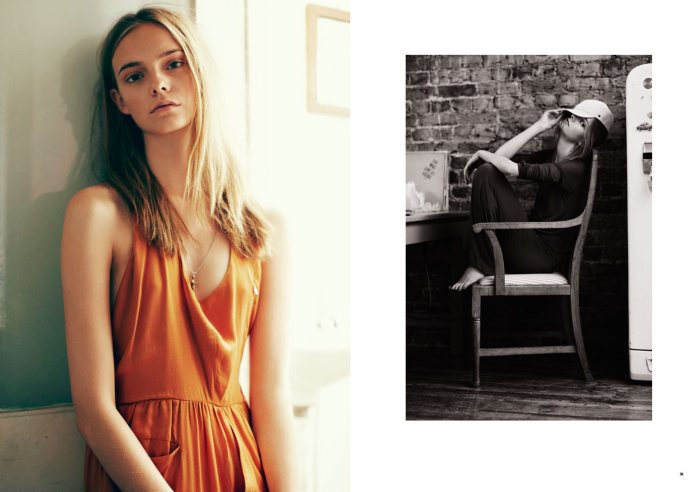 Nimue Smit by Nick Dorey for Twin #5