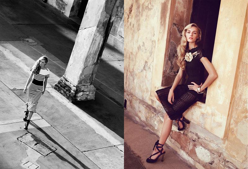 Valentina Zelyeva by Lincoln Pilcher for Vogue Australia