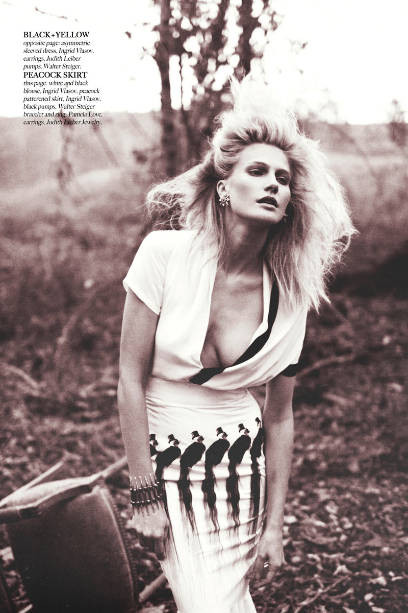 Rebecca Iannacone by Aram Bedrossian for Cosmopolitan Armenia December 2011