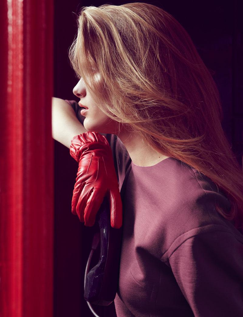 Ilse de Boer by Robert Harper for Fashion Gone Rogue