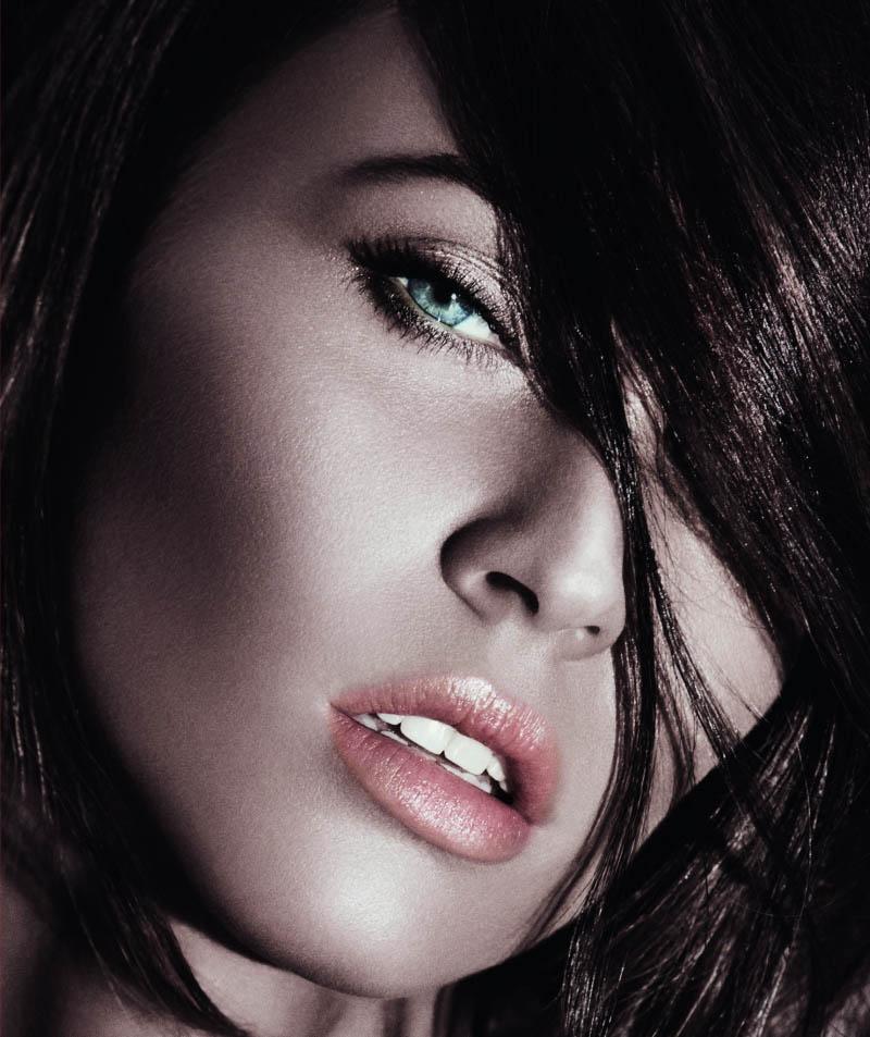 Megan Fox for Giorgio Armani Summer 2011 Beauty Campaign