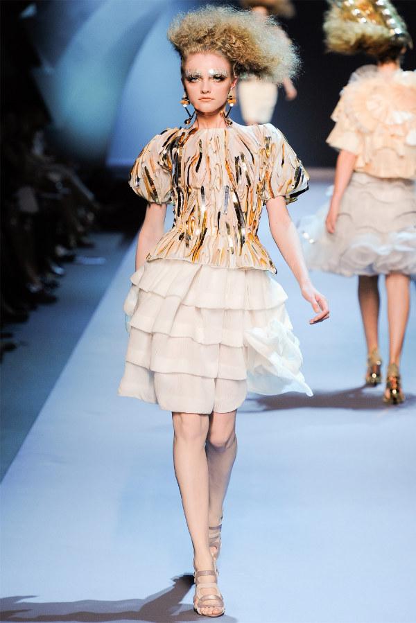 Dior Fall 2011 Couture Paris Haute Couture