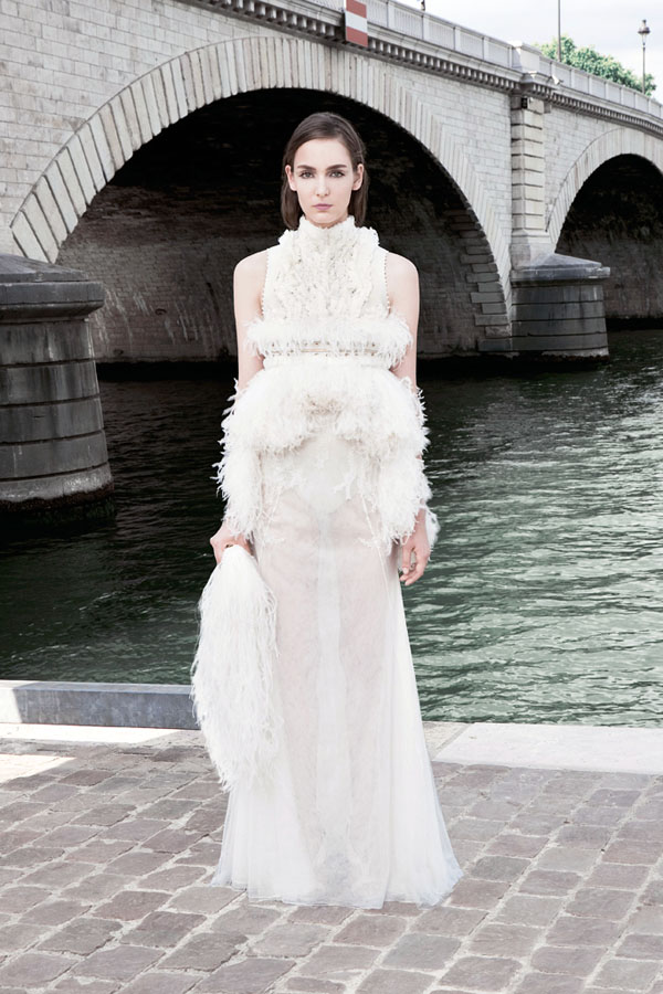 Givenchy Fall 2011 Couture | Paris Haute Couture