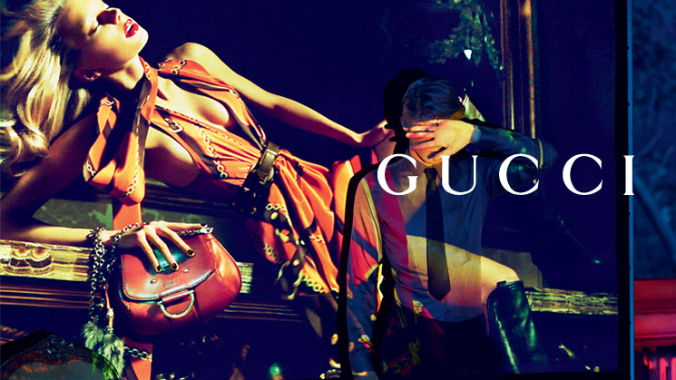 Gucci Pre-Fall 2011 Campaign | Sigrid Agren by Mert & Marcus