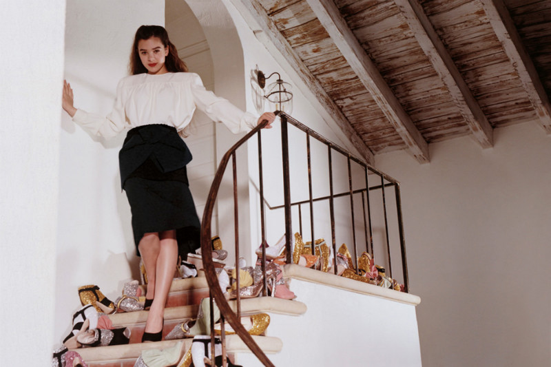 Miu Miu Fall 2011 Campaign | Hailee Steinfeld by Bruce Weber